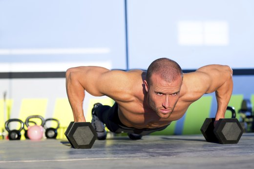 9. CrossFit Improves Body Composition.