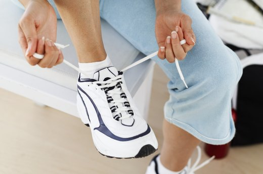 MYTH 16: The Type of Gym Shoe I Wear Makes No Difference in My Workout