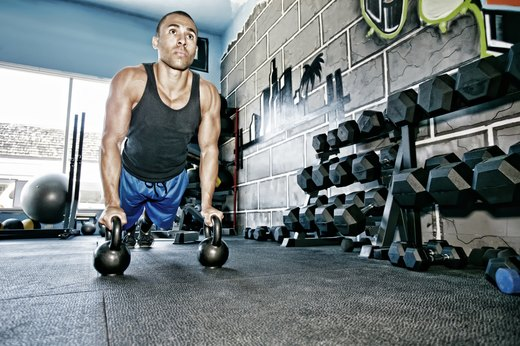 9. Kettlebell Training Can Prepare You for an Obstacle Race