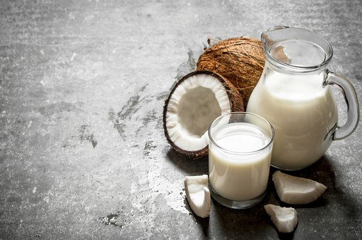 8. Coconut Milk