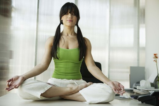 5. Meditate to Unwind Before You Turn on the TV
