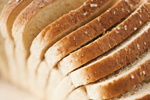 1. Multi-Grain and Wheat Breads