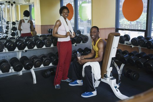 MYTH 11: Men and Women Can't Train Together