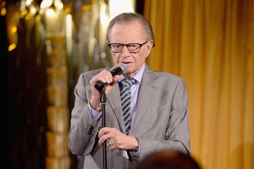 12. Larry King