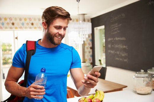 4. Health and Fitness Apps