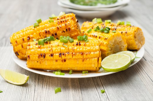 2. Grilled Corn