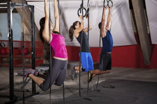 13. CrossFit Forces You Out of Your Comfort Zone.