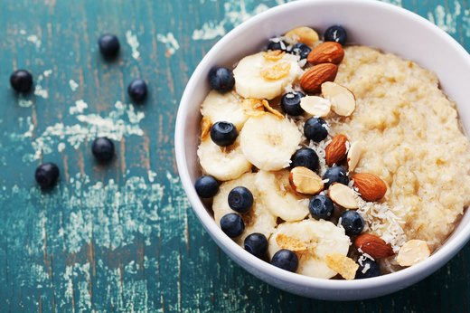 1. Steel-Cut Oatmeal