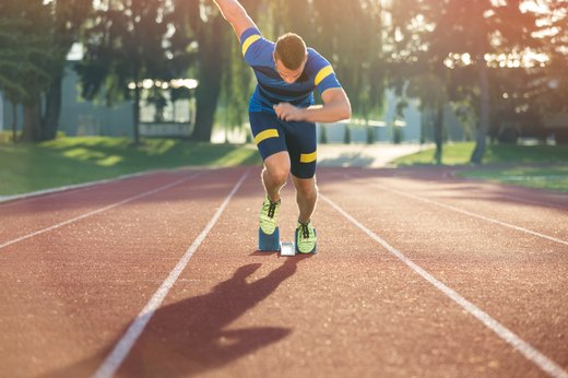 7. Sprinting and Running