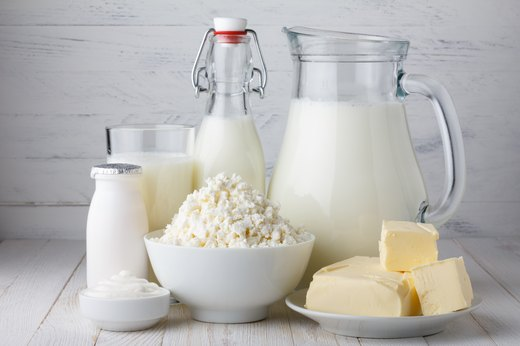2. Calcium-Rich Foods