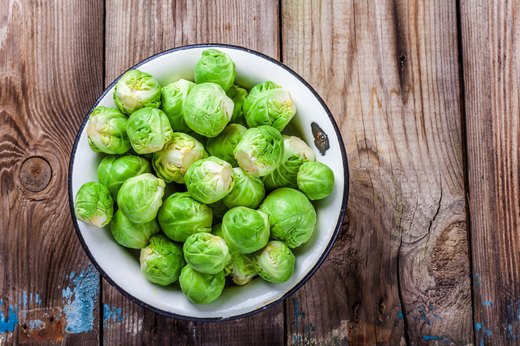 1. Brussels Sprouts