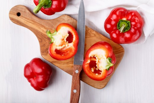9. Red Bell Peppers