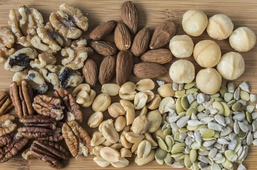 5. Nuts and Seeds