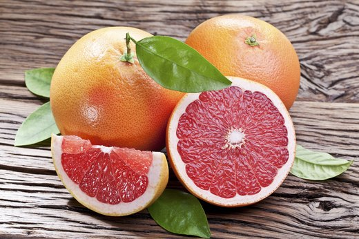 4. Grapefruits
