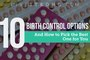 Which Form of Birth Control Is Right for You?