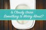 Is Cloudy Urine Something to Worry About?