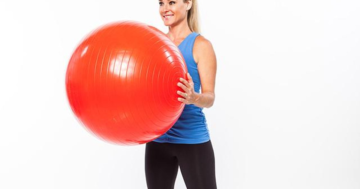 Total Body Blast Stability Ball Workout Livestrong Com