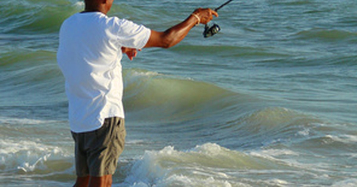 The Best Surf Fishing Rods | LIVESTRONG.COM