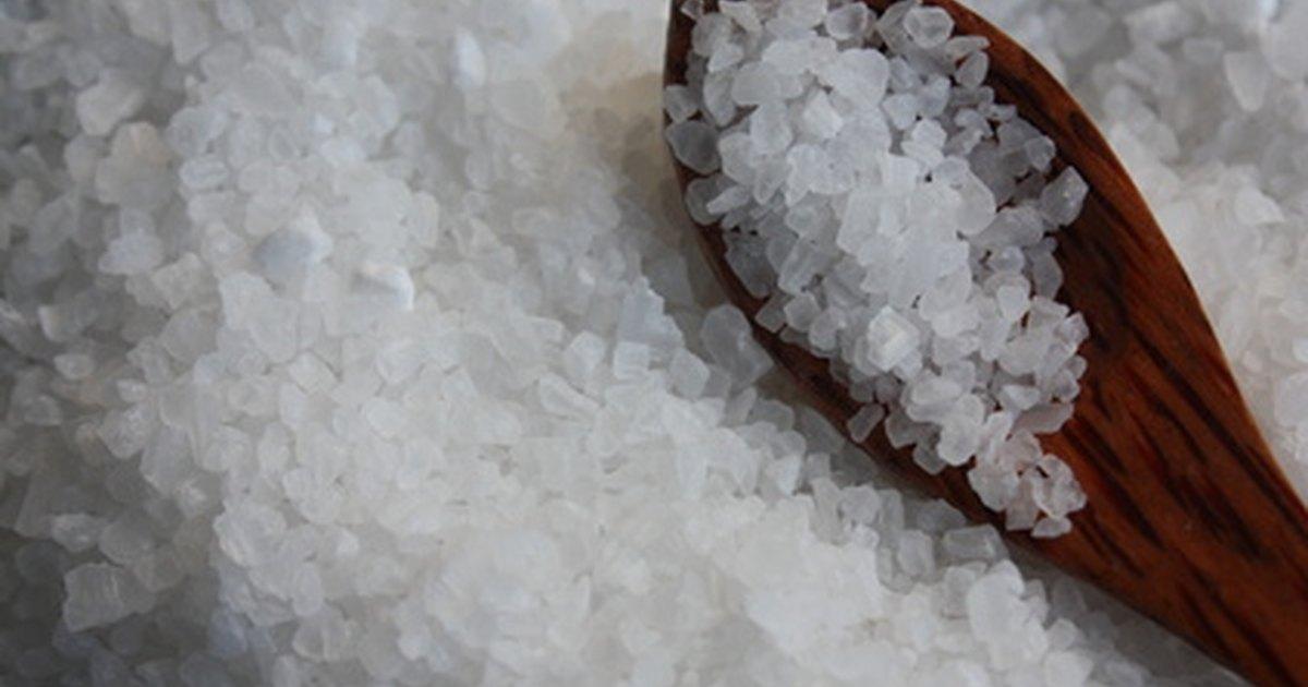 how to use epsom salt on open wounds livestrong com. Black Bedroom Furniture Sets. Home Design Ideas