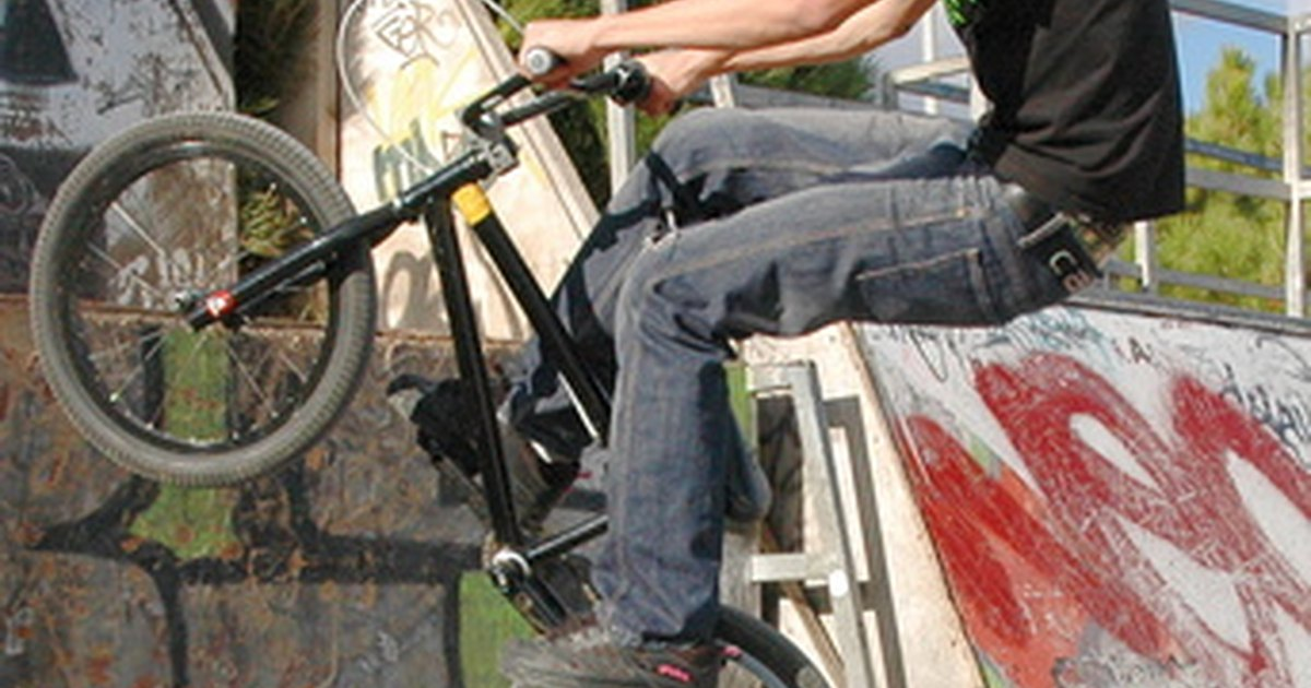 Top 10 BMX Bikes | LIVESTRONG.COM