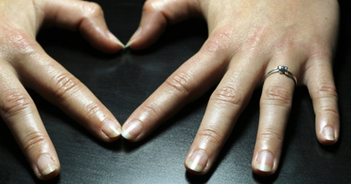 What Makes Your Hair & Nails Grow? | LIVESTRONG.COM