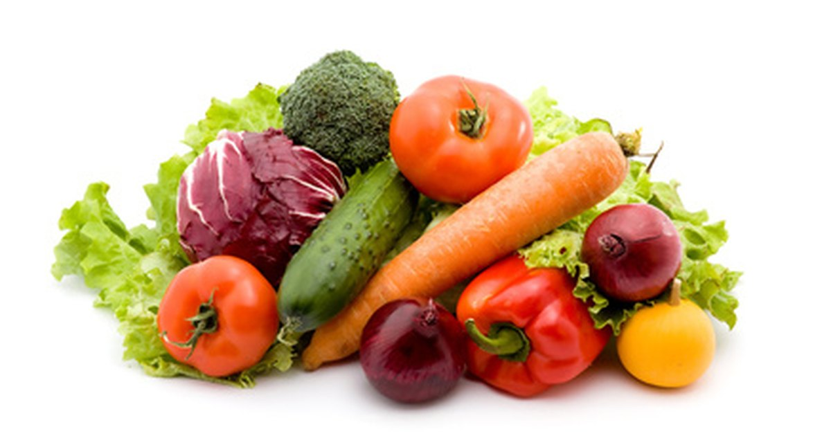healthy vegetables to eat raw livestrong com
