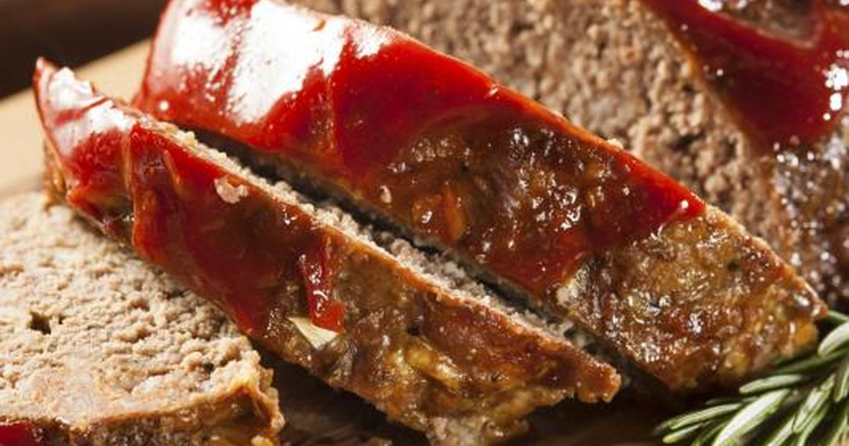 How To Cook Meatloaf In The Microwave Livestrong Com