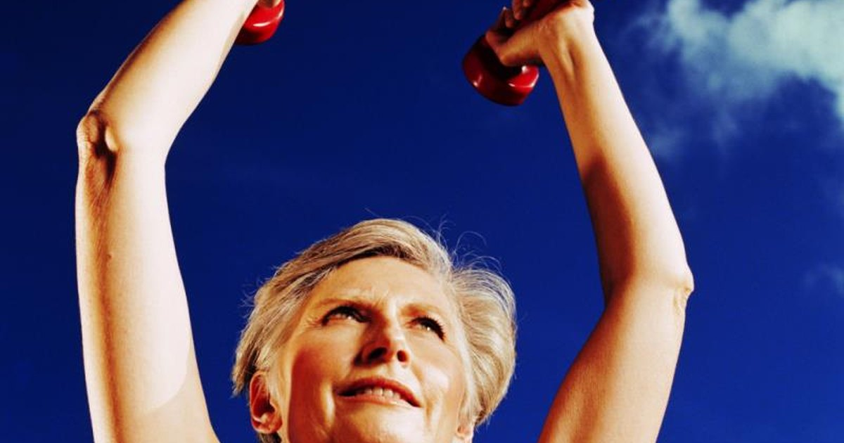 The Best Muscle-Strengthening Exercises For A 58-Year-Old