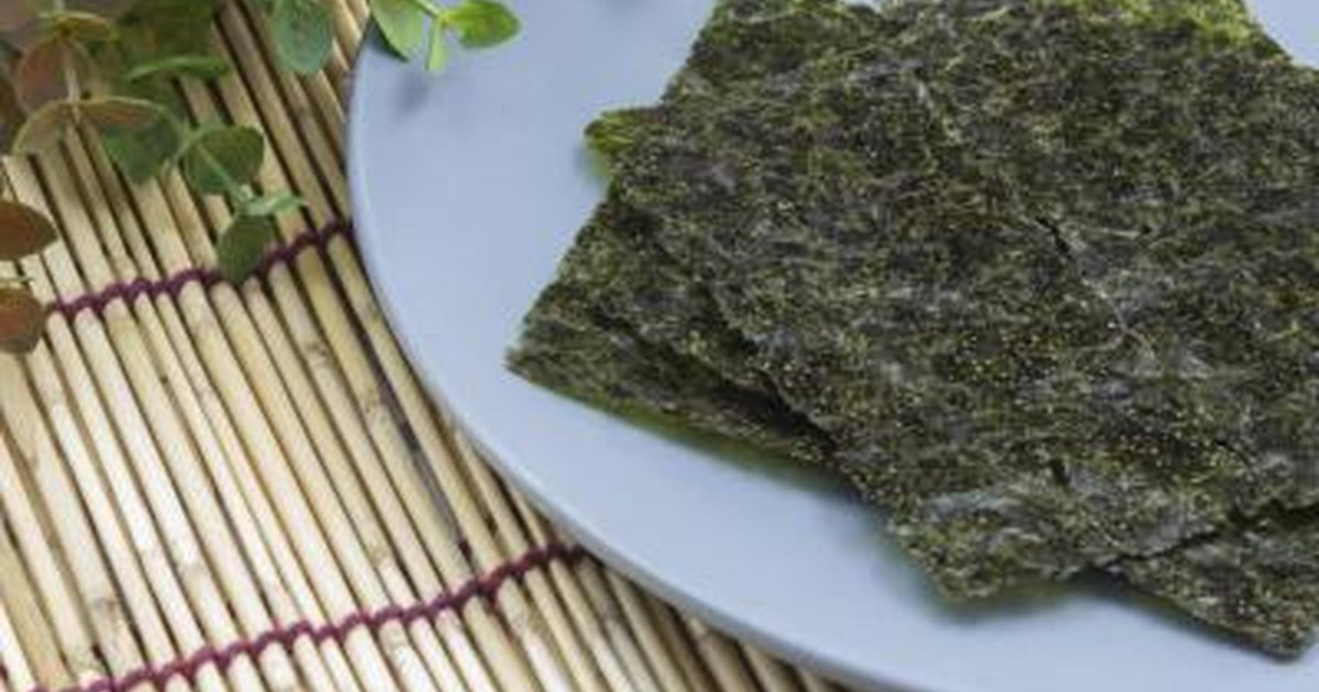 Is Dried Seaweed Good for You? | LIVESTRONG.COM