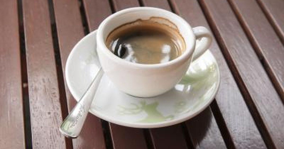 Coffee Dry Mouth 112