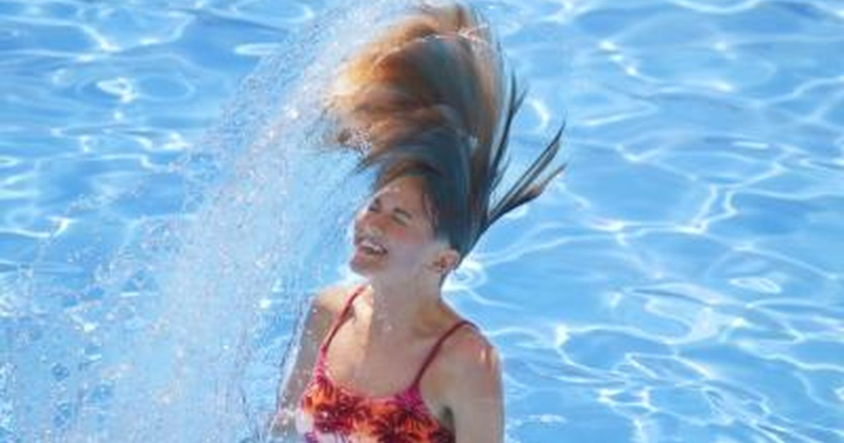 Hair Care Tips For After Swimming Livestrong Com