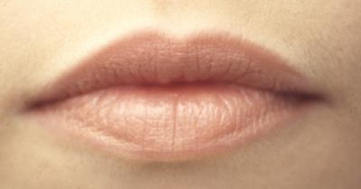Canker Sore On Lip
