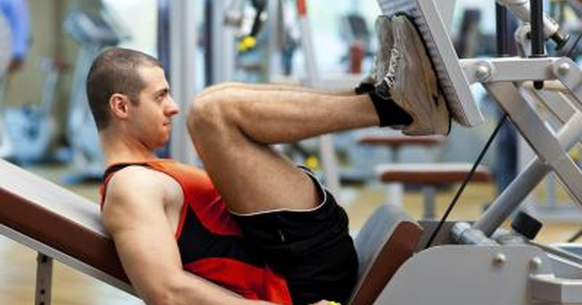 Image result for How to use the leg press machine for optimum workout be in your training plan?
