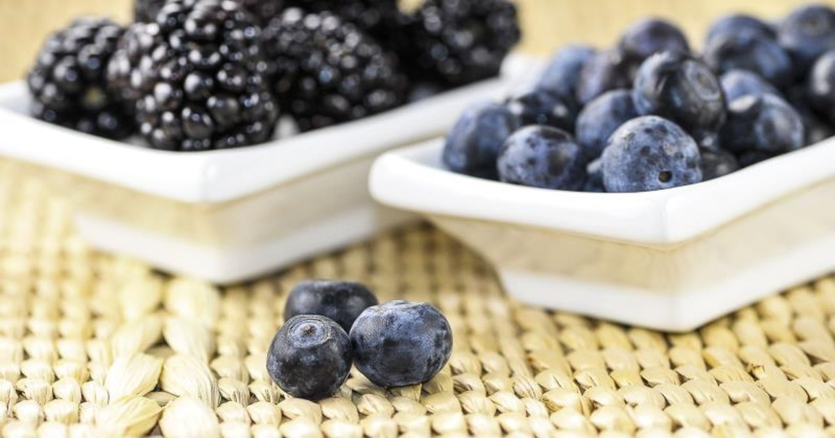 14 Health And Beauty Benefits Of Blackberry Fruit With Nutritional Value