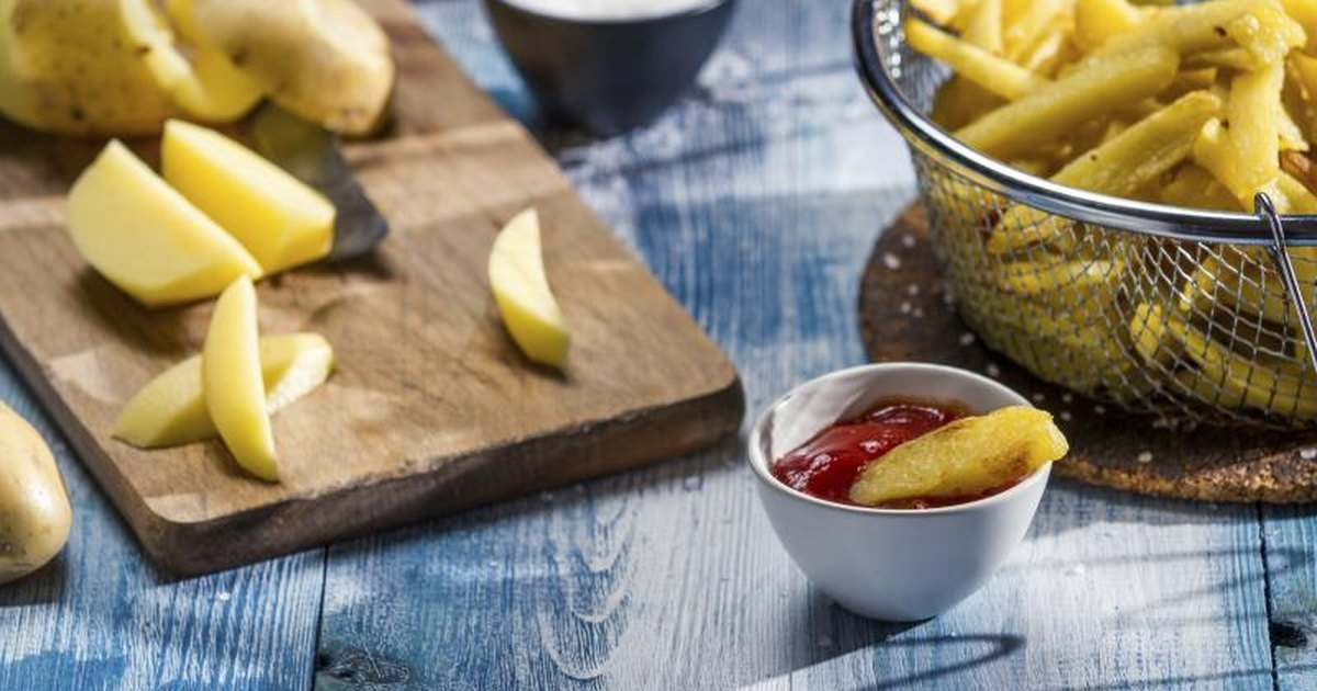 how to freeze potatoes without blanching