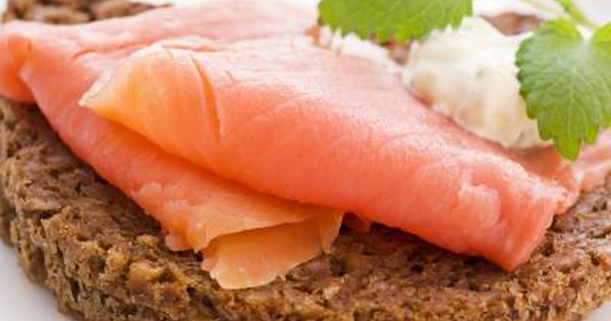 is smoked salmon healthy livestrong com. Black Bedroom Furniture Sets. Home Design Ideas