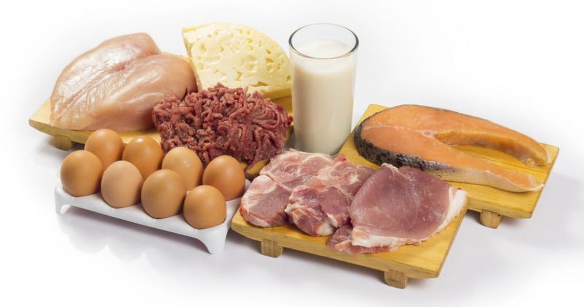 What to eat on a high-protein diet