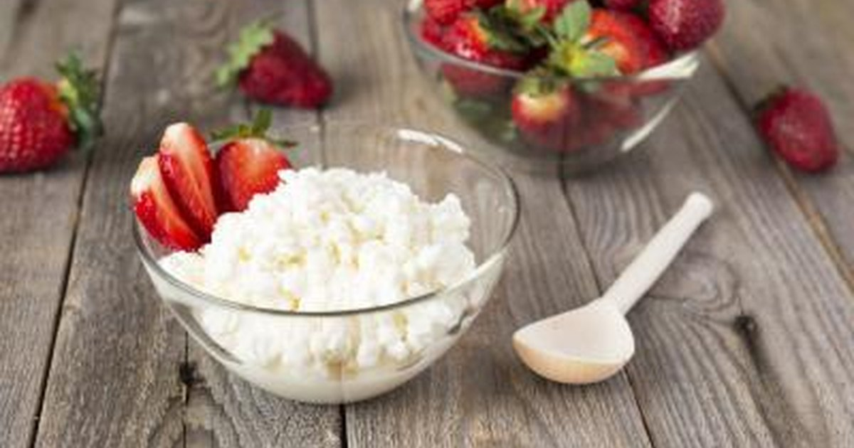 how to eat dry cottage cheese