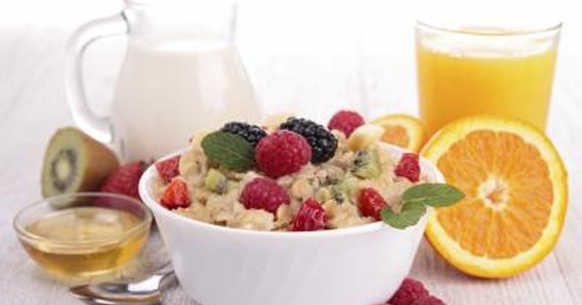 What Are The Benefits Of A Balanced Diet  Livestrongcom