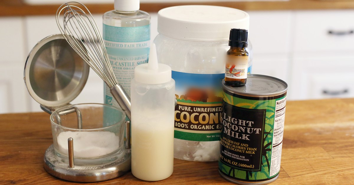 how to make coconut oil from dry coconut at home
