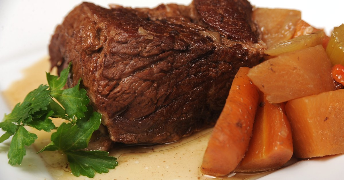how to cook a chuck tender roast on the grill