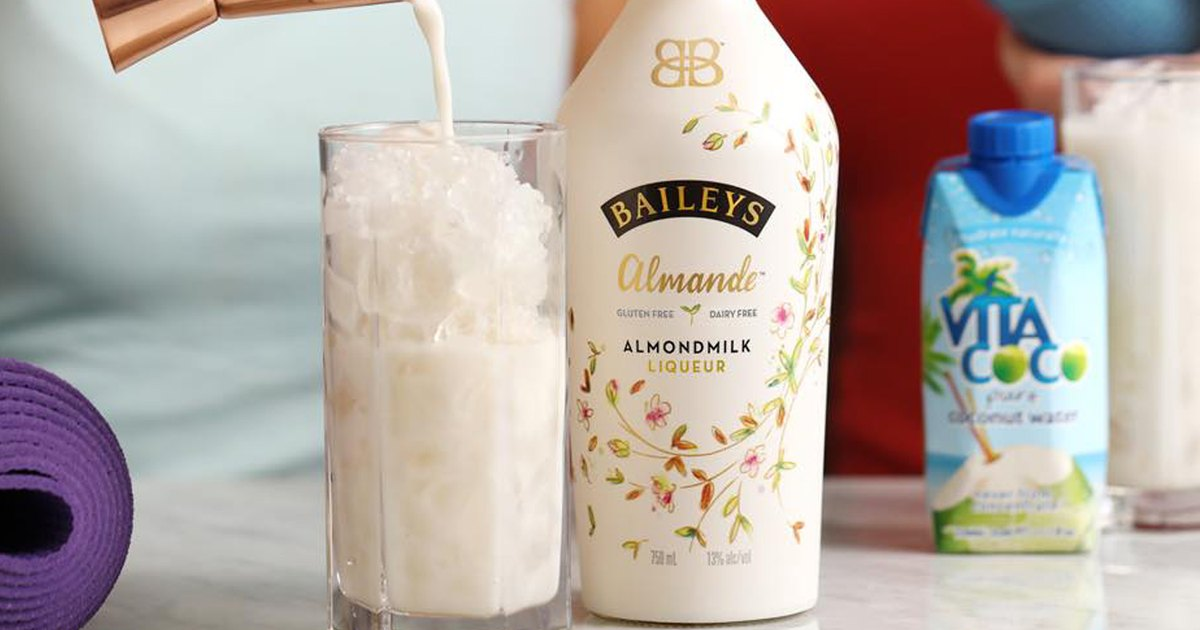 Almond Based Alcoholic Drink