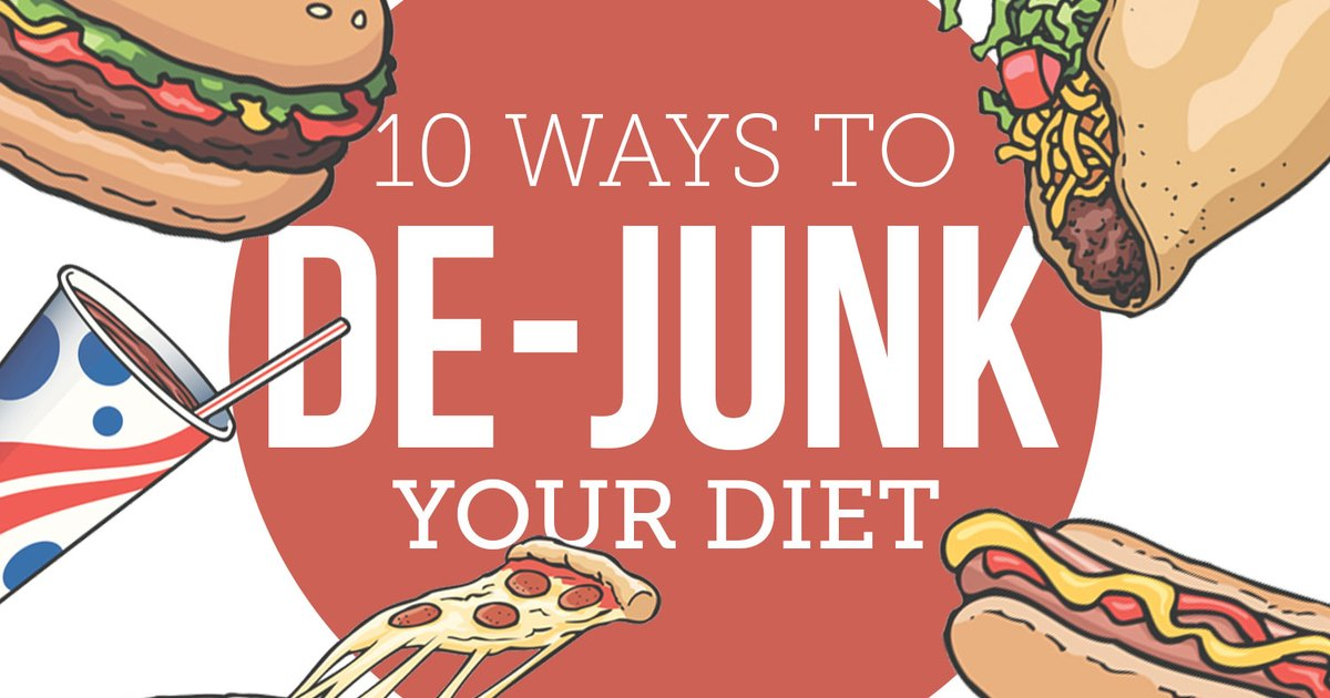 junking the junk food essay