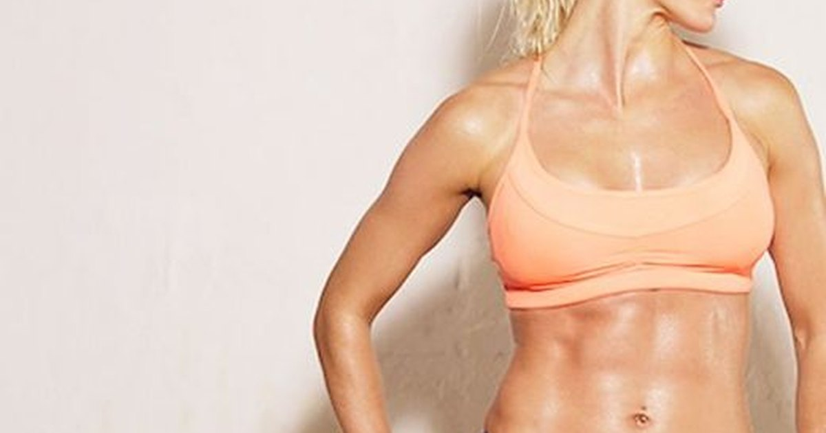 The 12 best moves to bust fat under the belly button livestrong ccuart Images