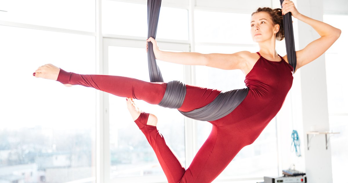 Why Going Vertical Is the Next Big Fitness Trend