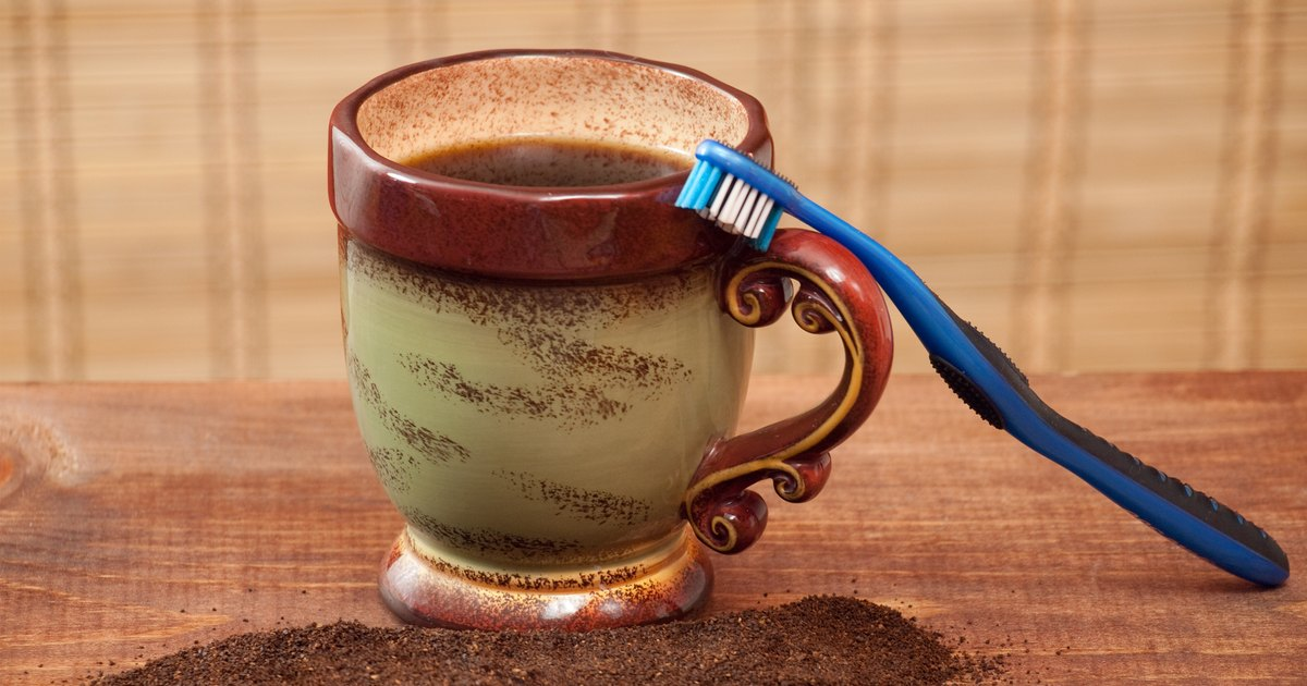 How to Get Coffee Stains Off of Teeth | LIVESTRONG.COM