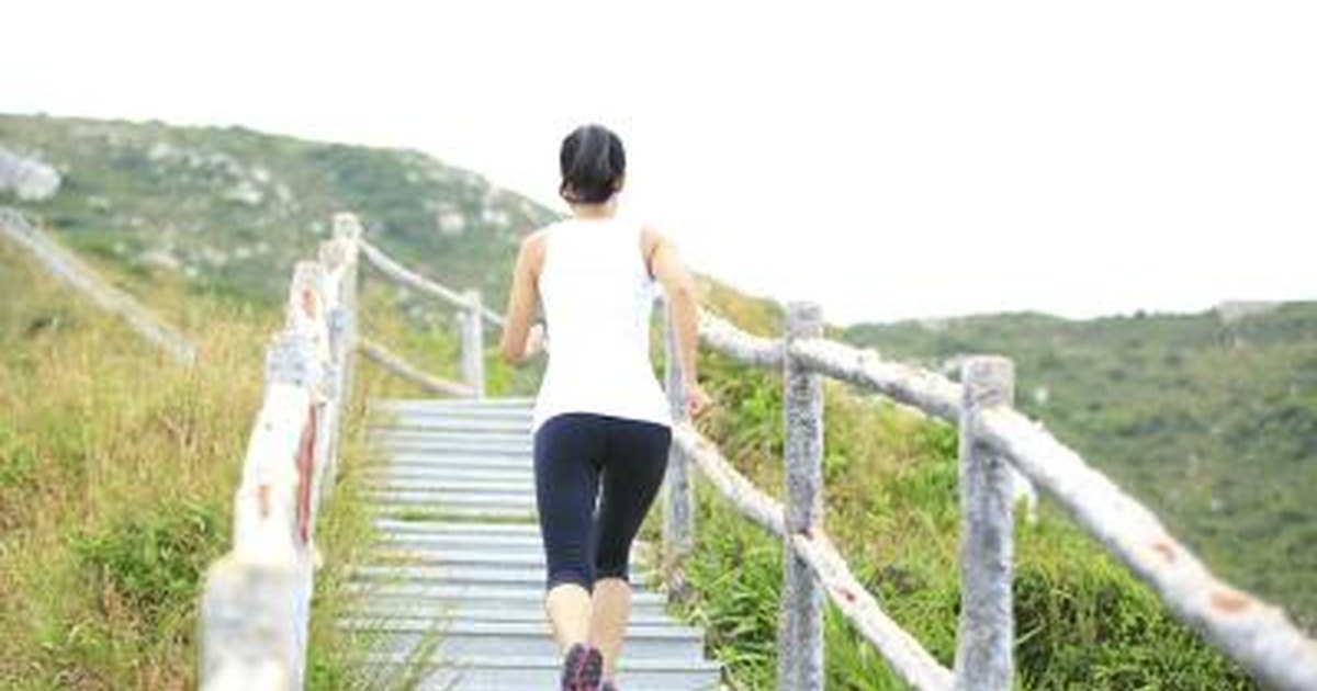 What Does Stair Climbing Do For Your Body Livestrong Com