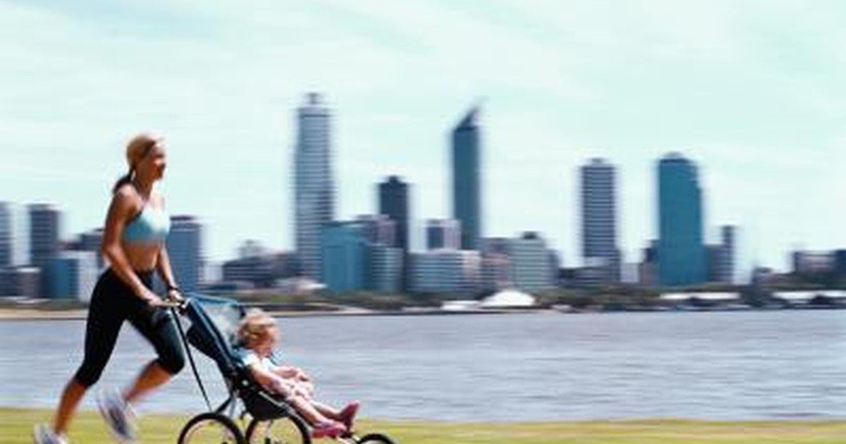 How To Adjust A Jogging Stroller Track Livestrong Com