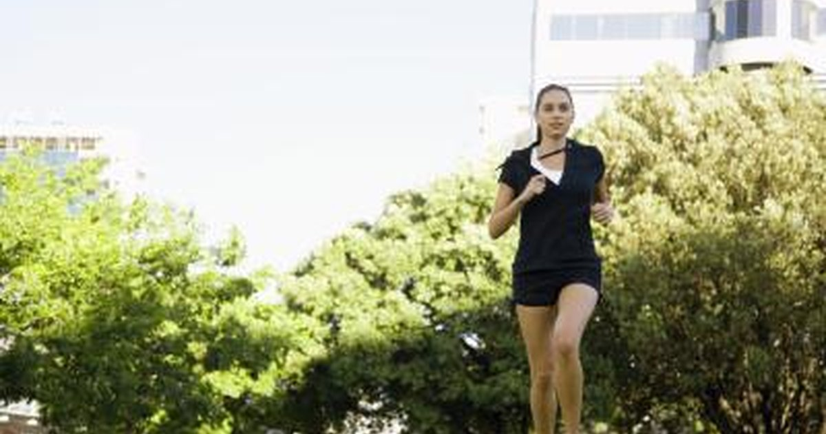 Is Running in Place a Good Cardio Exercise? | LIVESTRONG.COM