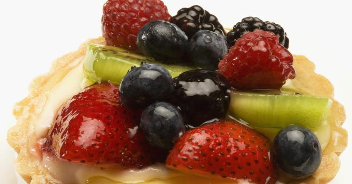 Calories In A Fruit Tart Whole Foods